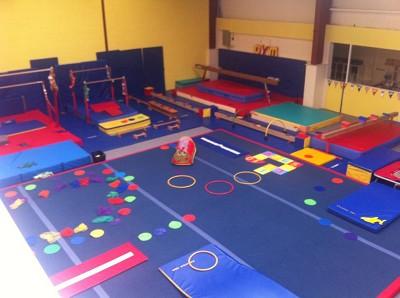 Gym Mania Gymnastics